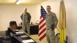 SFC Puckett Promotion to MSG