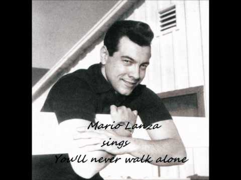 Mario Lanza   You'll never walk alone (remastered)