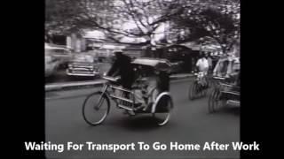 Singapore  1960 - (Down Memory Lane)