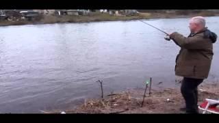 ловля корюшки в калининграде видео