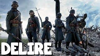 (Vidéo-Délire) Battlefield 1 avec Azzdingue et Saw6 - Multi #02