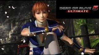 Dead or Alive 5: Ultimate All Cutscenes Movie {Full 1080p HD}