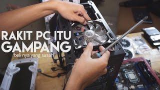 Cara Rakit PC ala Subki - #KepoTeknologi