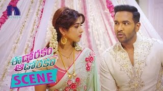 Manchu Vishnu Funny Conversation With Ravi Babu - Eedo Rakam Aado Rakam Movie Scenes