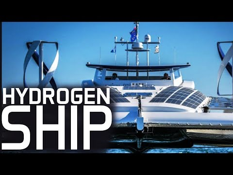 Xxx Mp4 World S First Hydrogen Powered Ship Goes On Six Year Voyage 3gp Sex