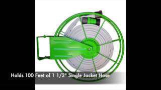 Fire Hose Storage Reel