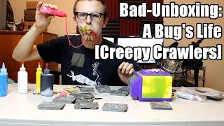 Bad Unboxing - A Bug's Life [Creepy Crawlers]