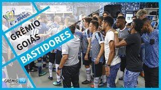 [BASTIDORES] Grêmio 3x1 Goiás (Copa do Brasil 2018) l GrêmioTV