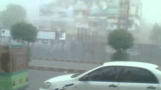 lahore Garmi mausam 5 June 2012