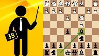 Standard chess game #38 - English Opening