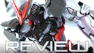 Pistols? Check! Katanas? Check! Edgiest Gundam Confirmed! Hi-Resolution Astray Noir Review