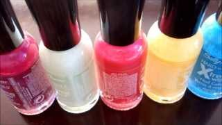 Guide for water marbling: which nail polishes work best in water?