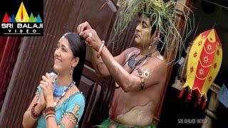 Yamadonga Movie Ali Hilarious Getup | Jr NTR, Priyamani, Mamta Mohandas | Sri Balaji Video