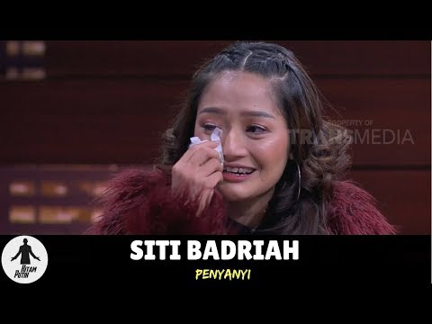 TERHARU, Siti Badriah Menangis Karena Hal Ini | HITAM PUTIH (280618) 2-4