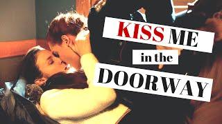 Waverly + Nicole // Kiss me in the doorway