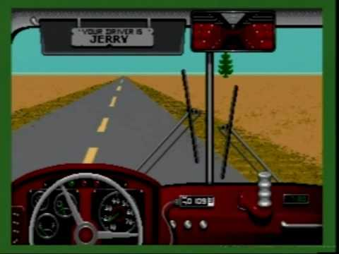 Desert Bus Penn and Teller s Smoke and Mirrors for the Sega CD Review 13 Part 1