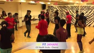 Pistah - KUTHU FITNESS - Get Fit Janani - O2 Health Studio