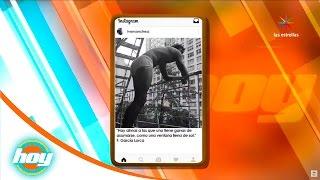 ¡Iván Sánchez incendia las redes sociales al publicar sexy foto!   Estrellas en las redes   Hoy