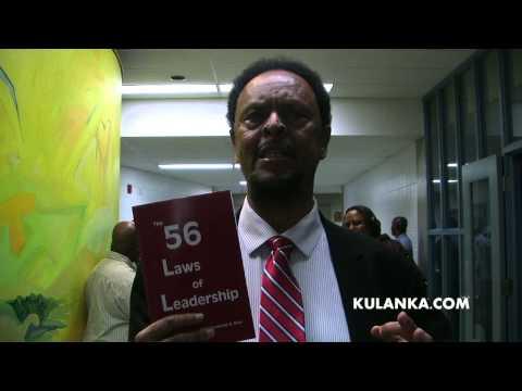 Dr. Abdourahman A. Noor: The 56 Laws Of Leadership