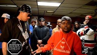 JC vs King Beanz AHAT Rap Battle   Michigan vs Louisville