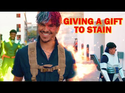 Xxx Mp4 Giving A Gift To STAIN FULL VIDEO By King Vader 3gp Sex