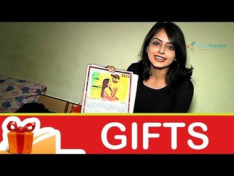 Shrenu Parikh's Gift Segment - Part 01