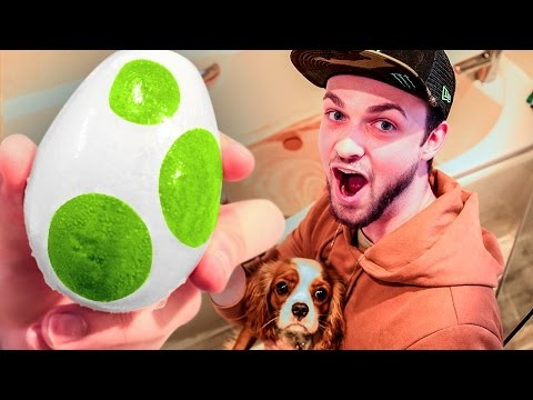 watch WHAT'S IN THIS $250 EGG?