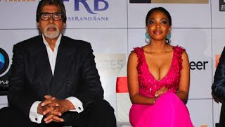 Amitabh Bachchan at The Premiere of Hollywood Film Mandela Long Walk to Freedom
