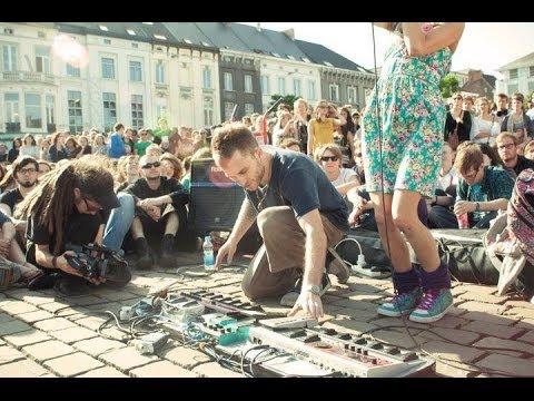 Xxx Mp4 Dub FX Feat Flower Fairy Full Street Performence Live In Gent Belgium 3gp Sex