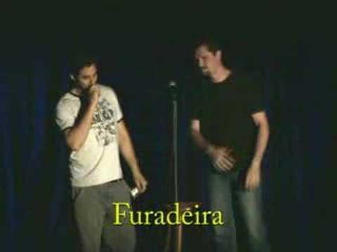 Rafinha Bastos e Rodrigo Geribello: Sons