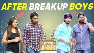 After Breakup Boys | Comedy Video | Rey 420