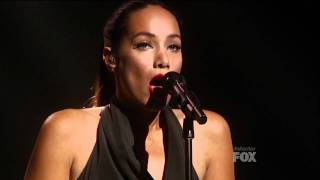 LEONA LEWIS - RUN (Final X Factor USA)