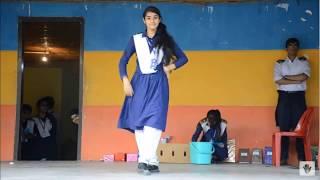 Hot School Girl Dance |এত সুন্দর মেয়ে আমার জীবনের দেখা সেরা নাচ| Bd latest college stage show 2017