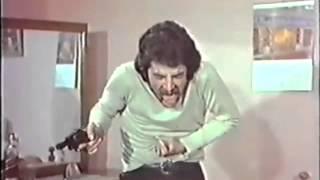 """Worst movie death scene ever Turkish film """"Kareteci Kız"""" (original=untouched)"""