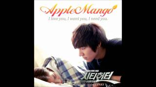 I Love You, I Want You, I Need You [Instr. ver.] _ City Hunter OST