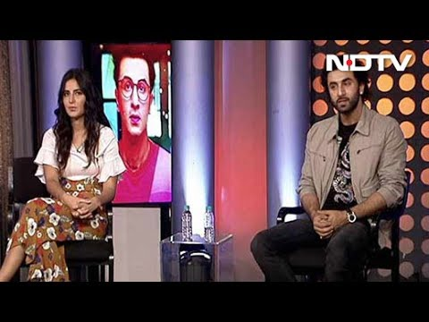 Am Very Competitive With Ranbir Kapoor, Says Katrina Kaif