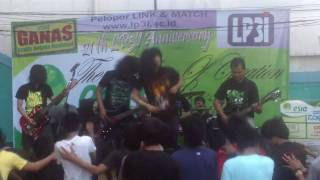 NEW DAY IS OVER (south borneo - Indonesia) - MISS MAY I COVER FORGIVE AND FORGET _HD