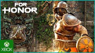 For Honor: Season 3 - The Gladiator Gameplay | Trailer