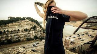 Girl Takes off Shirt and Six Cars CRASH on 360 Bridge!!!