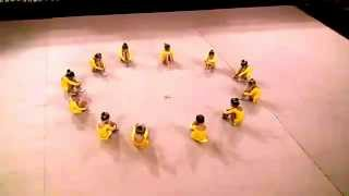 Mozart Art Centre | Dubai, Gymnastic kids performance