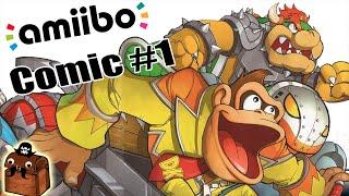Amiibo Movie Comic Skylanders SuperChargers