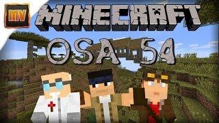 Mänguväli Minecraft Osa 54 - Silla katus