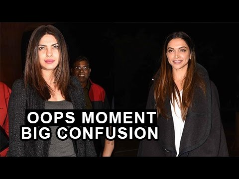 Deepika Padukone MISTAKEN For Priyanka Chopra | OOPS! | LAX Airport | XXX Return Of Xander Cage