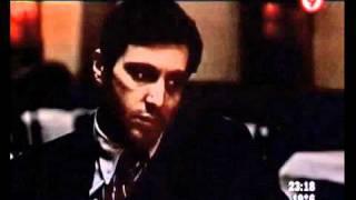 TVR - Entrevista a Al Pacino sobre El Padrino 11-12-10