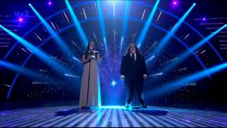 Jonathan and Charlotte on BGT - You've Got The Love