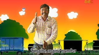 Engine engine number nine rhyme with best actions!