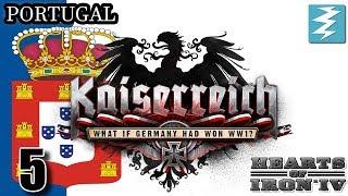 FORTRESS BRITAIN [5] Portugal - Kaiserreich Mod - Hearts of Iron IV HOI4 Paradox