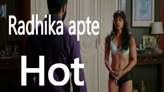 Radhika Apte Removing Dress Hot
