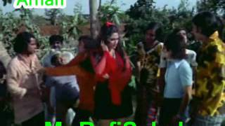 Mohd,Rafi =Kishore Kumar=Asha Bhosle==Mast Baharon Ka Main Aashiq Mai Jo Chahe Yaar Karon