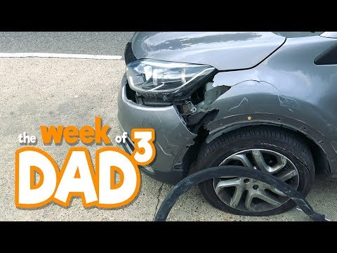 The Week of Dad³ - So I Was Hit By A Bus... - 11th June 2018